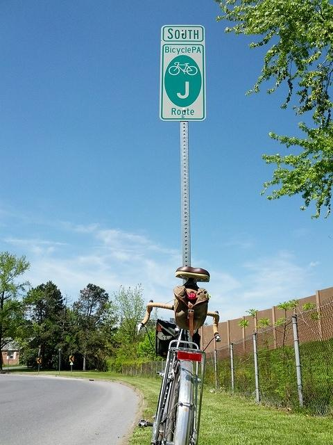 BikePA Route J